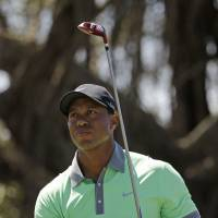 Reed leads at Cadillac; Tiger 3 back