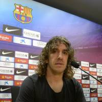 Puyol to leave Barca at end of season