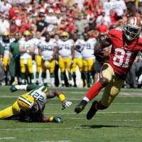 49ers, Boldin reach agreement on a two-year contract