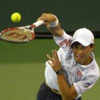 Nishikori, big guns move into 3rd round at BNP Paribas