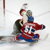 Montreal tops Ottawa in OT