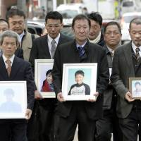 Kin sue over tsunami deaths of 23 kids at Miyagi school