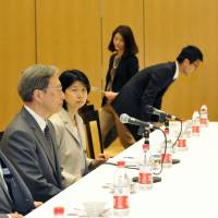 North open to talks on abductees: Ihara