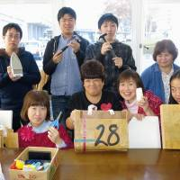 Fukushima disabled are crafting hit products