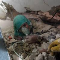 Syrian health care system said to be near collapse