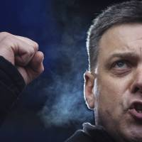 Nationalists gain Ukraine influence