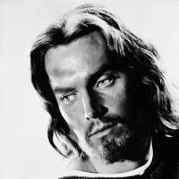 Jeffrey Hunter, who portrayed Jesus in the 1961 movie 'King of Kings' that was filmed in Spain and directed by Nicholas Ray, appears in this undated photo. | AP