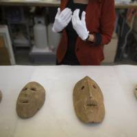 World's oldest known masks offer glimpse at 'founders of civilization'