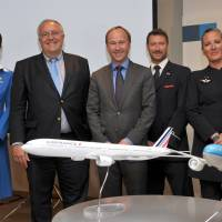 Air France to start Haneda-Paris run