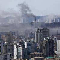 North Korea realty market soars