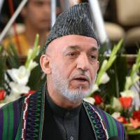Afghanistan at crossroads as Karzai era ends
