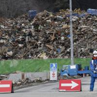 New debris estimates soar for Nankai Trough quake