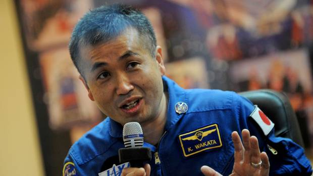 First Japanese astronaut takes command of International Space Station