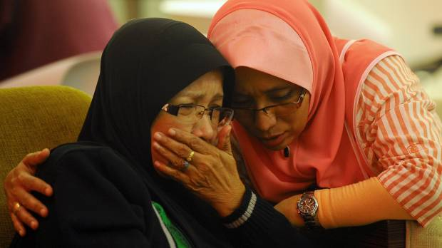 Malaysia says its 'mystified' as search fails to turn up jet debris