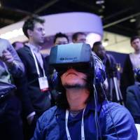 Facebook takes $2 billion dive into virtual reality with Oculus purchase