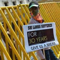 U.N. rights council launches Sri Lanka war crimes probe