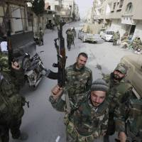 Assad forces, allies seize Yabroud in strategic blow to Syrian rebels