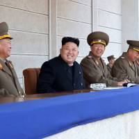North Korea fires another 30 short-range missiles into sea