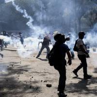 3 shot dead during unrest in central Venezuela