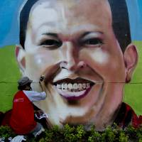 Chavez cult a fading force as Venezuela fights turmoil