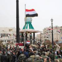 Syrian forces set for assault on remaining rebel enclaves