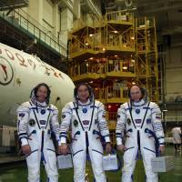 Spaced out? How astronauts survive diplomatic tensions aboard the ISS