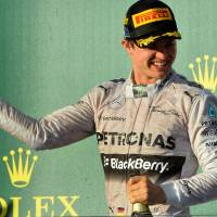 Rosberg triumphs at Australian Grand Prix