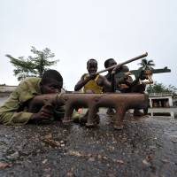 U.N. seeks 12,000-strong force for Central African Republic