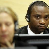 International court convicts Congo rebel leader as accessory to carnage