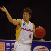 Final push: Takehiko Shimura and the Sendai 89ers hope to reach the playoffs after missing out last season. | HANA SUZUKI