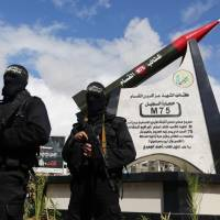 Gaza militants fire more rockets on Israel
