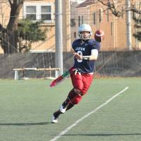 Japan begins long road to American football worlds