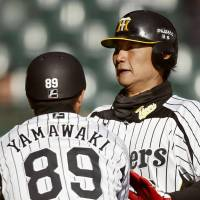 Naruse holds Tigers scoreless for four innings
