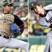 Otani outshines pitching peer Fujinami