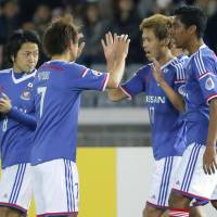 Marinos, Guangzhou settle for draw in Asian Champions League
