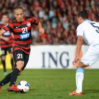 Kawasaki Frontale fall to Western Sydney Wanderers in Asian Champions League