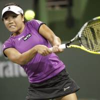 Nara dispatches Kiick in BNP Paribas Open