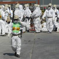 Fukushima No. 1 worker dies in hole during foundation check