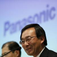 Panasonic returned to profit in '13