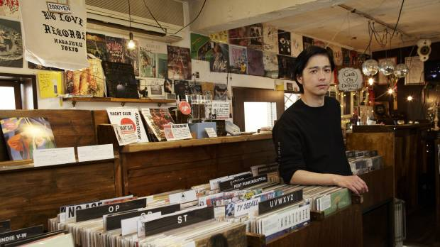 Record Store Day finds its groove in Japan