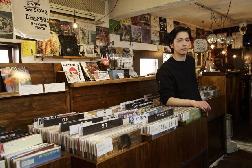 Record Store Day Finds Its Groove In Japan The Japan Times