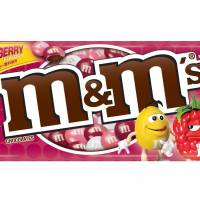 M&M's get fruity with new Raspberry flavor