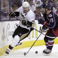 Malkin, Pens clinch series