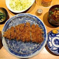 Pigging out: The tonkatsu teishoku set at Butagumi Dining. | ROBBIE SWINNERTON