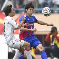 Nagoya ends losing streak with victory over FC Tokyo