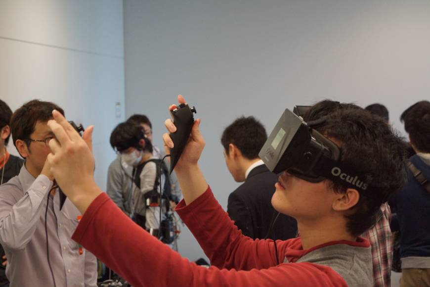 SDS 125: A Glimpse into the Virtual Reality World of the Future