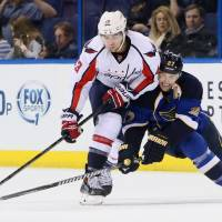 Capitals keep hopes alive