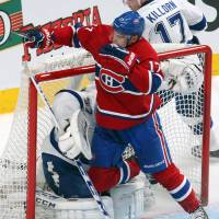 Habs finish off series sweep of Lightning