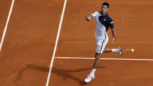 Djokovic advances in Monte Carlo
