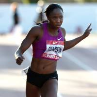 Sprinter Simpson gets 18-month doping ban